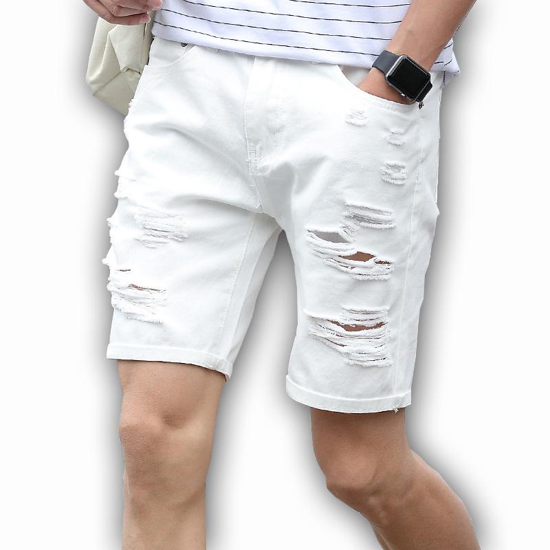Men Jeans Shorts Promotion-Shop for Promotional Men Jeans Shorts ...