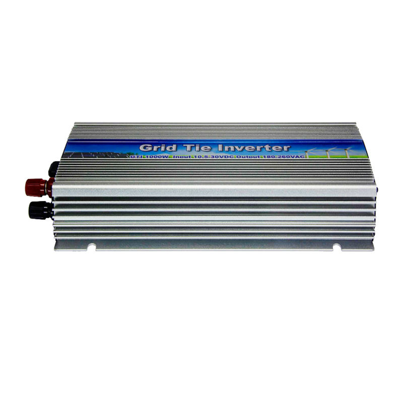 22-50VDC1000W Solar High Frequency Pure Sine MPPT Wave Grid Tie Inverter,Output 90-140V.50hz/60hz,For 60 cell and 70 cell panels(China (Mainland))