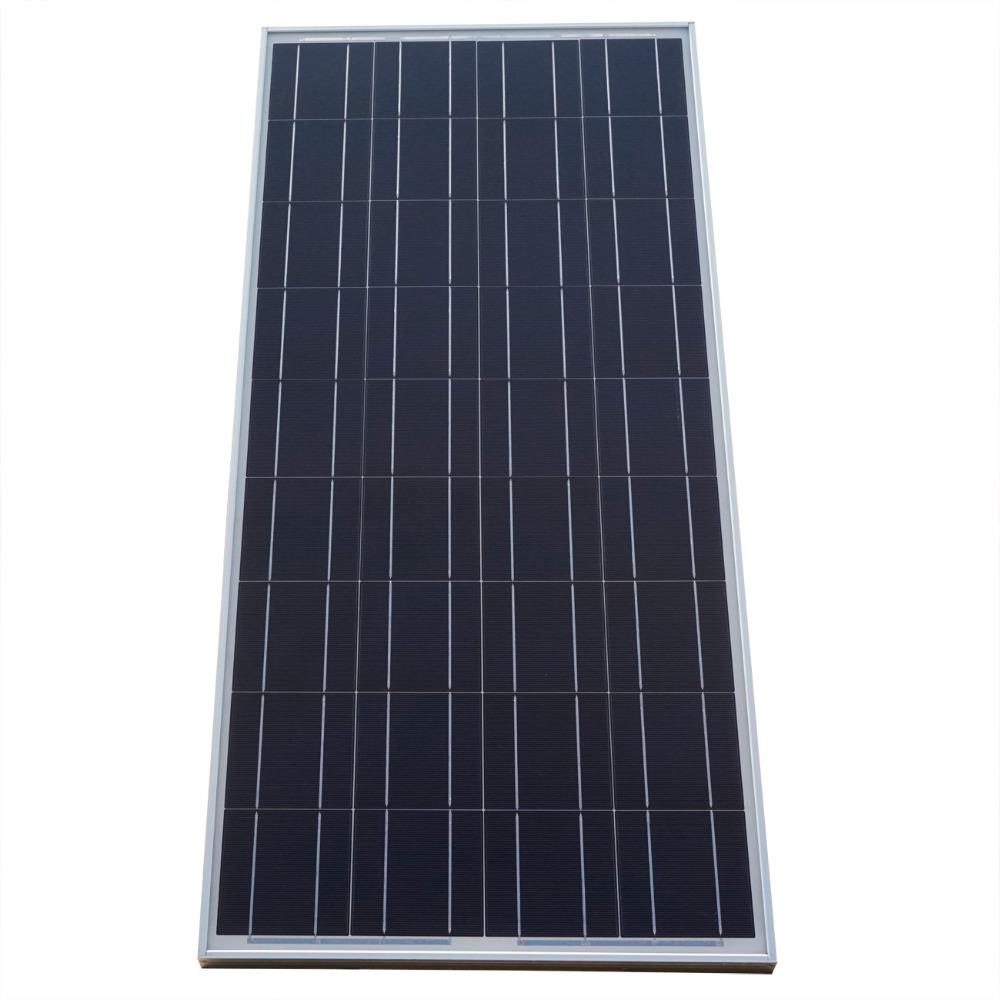 100W Solar Panel 12V Polycrystalline Solar Panel Charge for 12V Battery