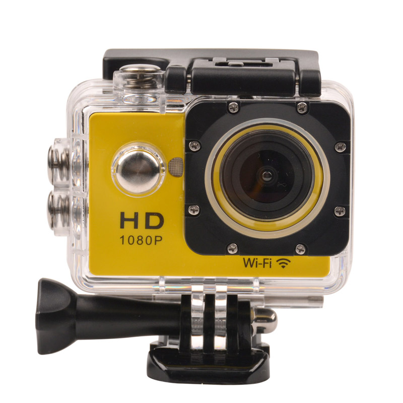 12MP Wifi Action Camera Mini Sport Cam DV Recorder 1080P Full HD Extreme Marine Waterproof Diving Camera Deportiva 2.0 LCD _235<br><br>Aliexpress
