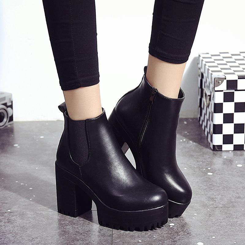 Elegant New BLACK Leather Womens Ladies Cowboy Fashion Riding Boots - SALE Price! | EBay