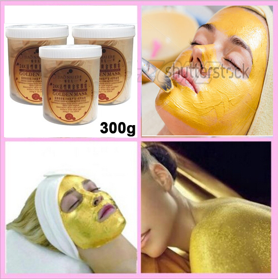 Facial treatment masks for Active skin salon
