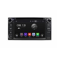 Quad Core Android 5.1.1 Car DVD Player Radio Stereo for Toyota Camry RAV4 Corolla Vios Hilux Terios Land Cruiser Avanza Prado