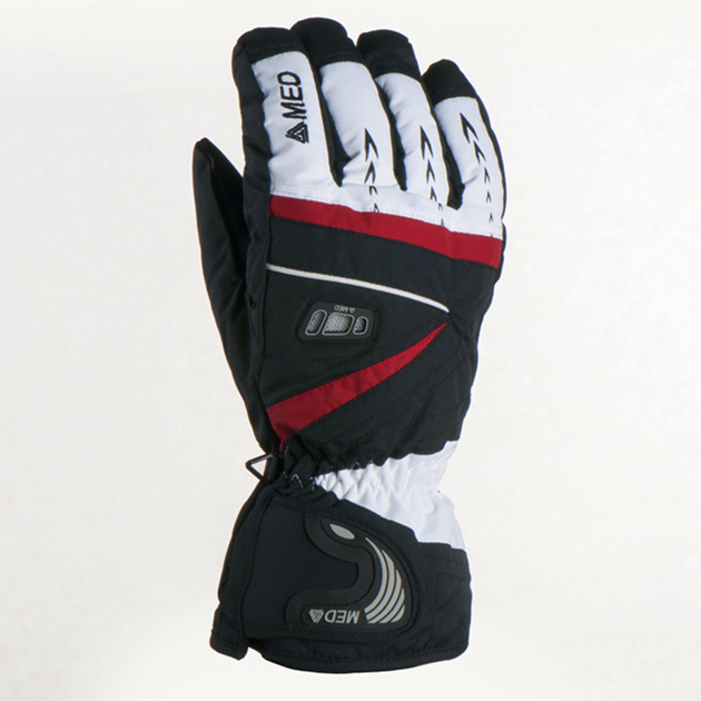 2016 men's ski Snowboard gloves Snow Motorcycle Riding winter Windproof Waterproof winter outdoor warm mountaineering gloves(China (Mainland))
