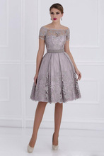New Arrival Fashionable Design Elegant cocktail dresses Lace Cocktail Dress Party Dress(China (Mainland))