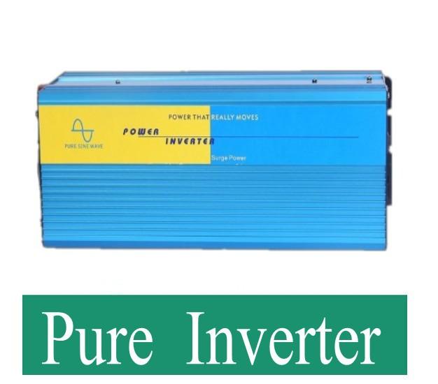 12 volt power inverters 5KW Pure Sine Wave Solar Inverter 5000w (CTP-5000W) wechselrichter reiner sinus <br><br>Aliexpress