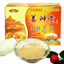 New 2014 The Natural Green Coffee Green Coffee Lemon And Ginger Fruit Coffee Detoxification LoseWeight JC001