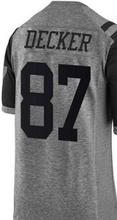 Hot Sale Eric Decker 87 Jerseys 2016 Mens New Fashion Color Black White Green(China (Mainland))