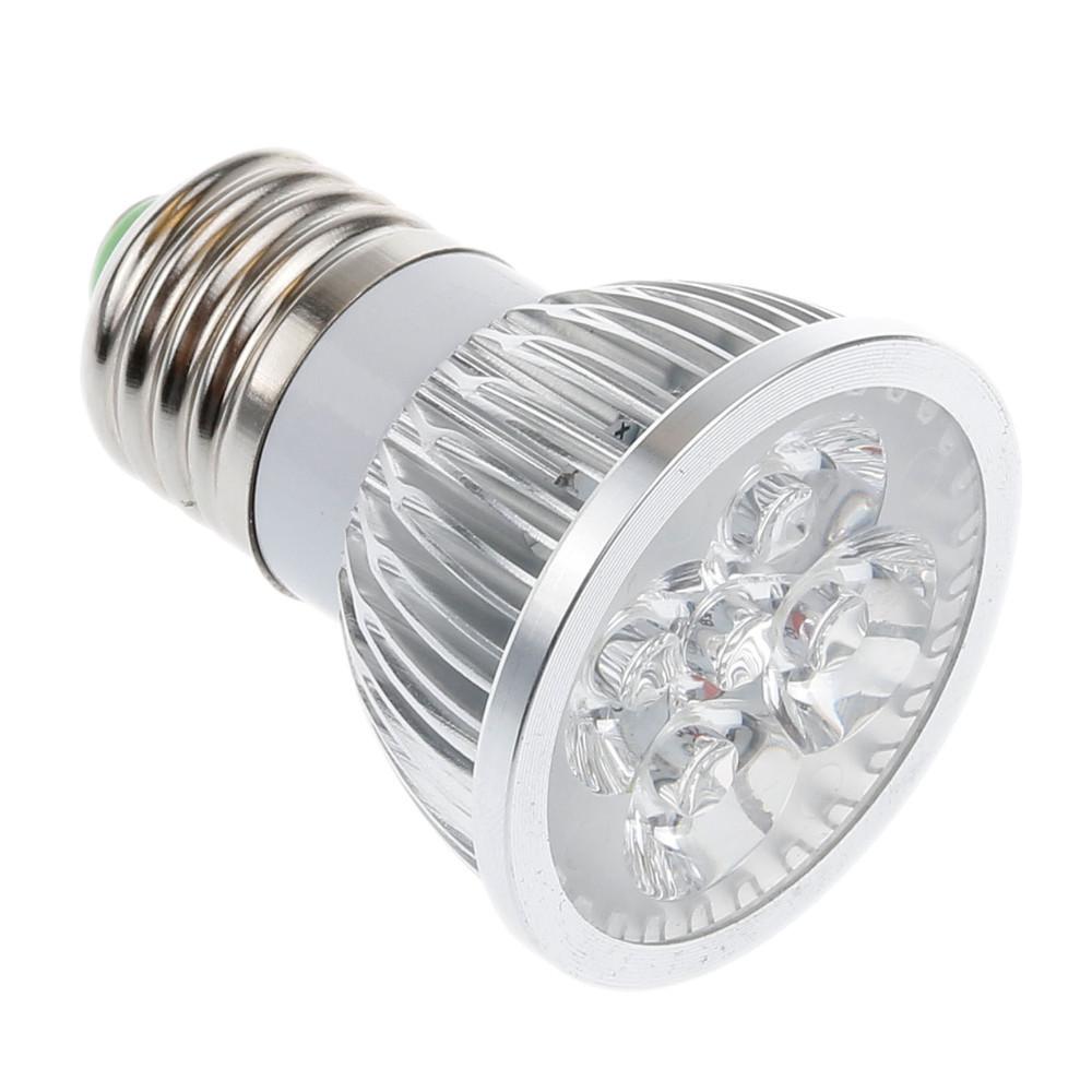 1 High power 12W led spotlight E27 85-265V Aluminum home lamp bulb Warm /Cool White FreeShipping - Shenzhen LED Lights store Trading Co., Ltd.