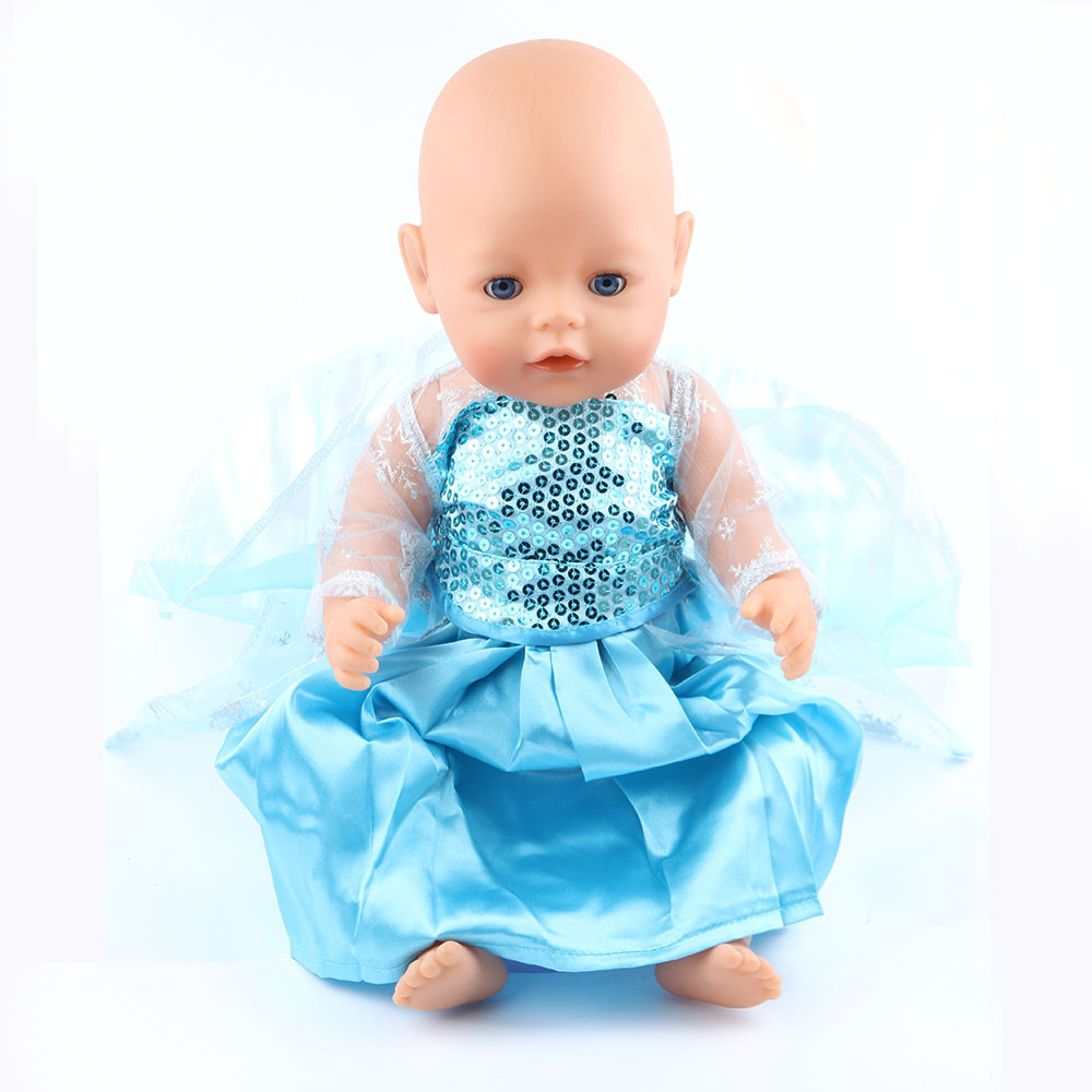 Baby born doll clothes all kinds of style clothes children christmas
