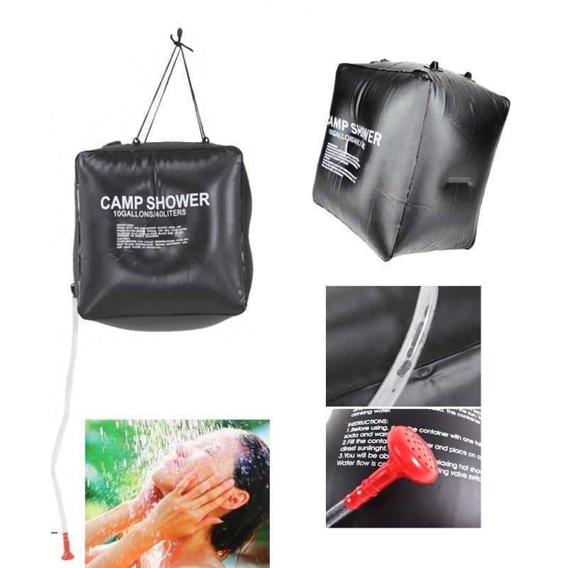 portable camping douches promotion achetez des portable. Black Bedroom Furniture Sets. Home Design Ideas