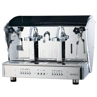 commercial espresso ladetina double slider semi automatic. Black Bedroom Furniture Sets. Home Design Ideas