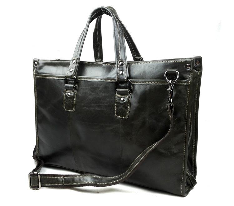 Natural Cow Leather Men Messenger Bags Genuine Leather Casual Men Briefcase Bags Vintage Men Shoulder Cross body Bag #VP-B3113(China (Mainland))