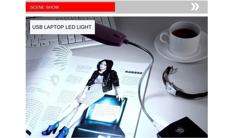 USB лампа ноутбук мини 28 привел новый гибкий яркий usb света компьютер лампа Мини-usb для ноутбука компьютер pc