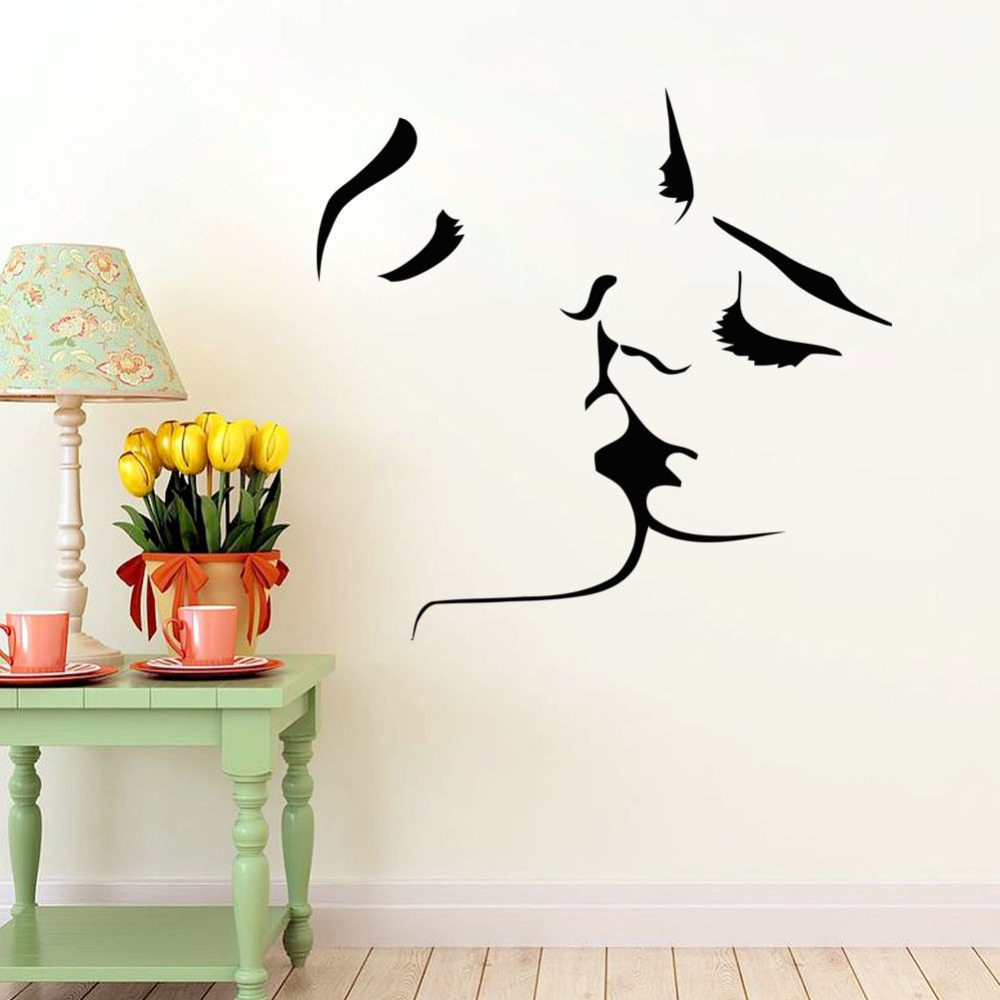 Wall Decor Stickers For Living Room Online Buy Wholesale Lovers Walls From China Lovers Walls