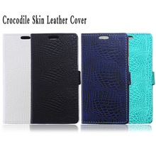 Buy Luxury CCrocodile Skin Magnetic Stylish Flip Book Leather Wallet Stand Cover Case LG K4 LTE K120e K130e Phone Bags Cases for $4.74 in AliExpress store