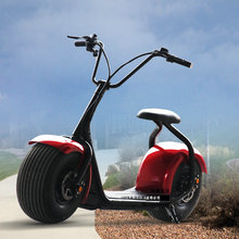 pk03/Harley electric car / Two Round scooters /wide tires Zuma electric bike / 60V lithium battery/ Storage battery car(China (Mainland))