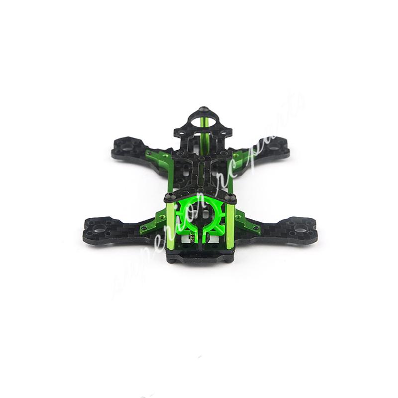 2mm Mantis 85 Full Carbon Fiber 85mm Wheelbase Brushless FPV Racing Drone Frame Kit