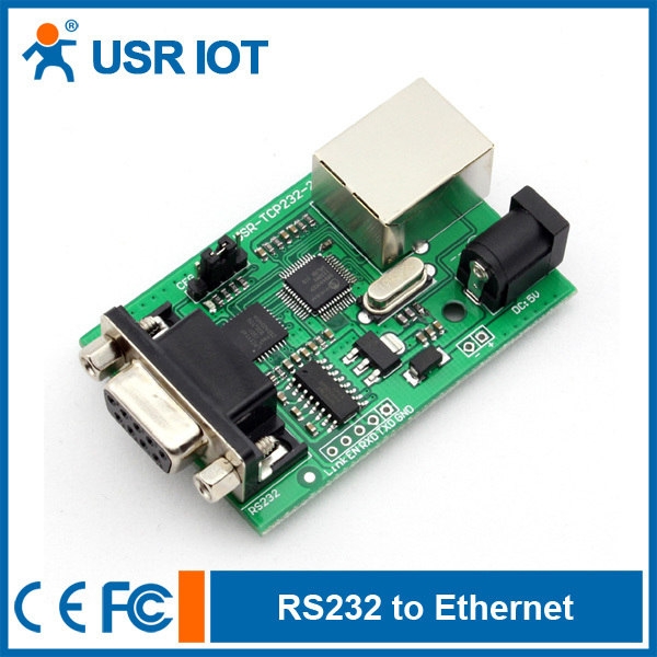 (USR-TCP232-2)RS232 to Ethernet TCP/IP Converter Module,1 pics(China (Mainland))