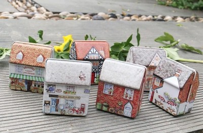 10*Free shipping!! Design Chocolate Gifts Candy Tin Boxes for Wedding Ceremony Party Stuff Favors Wholesale(China (Mainland))