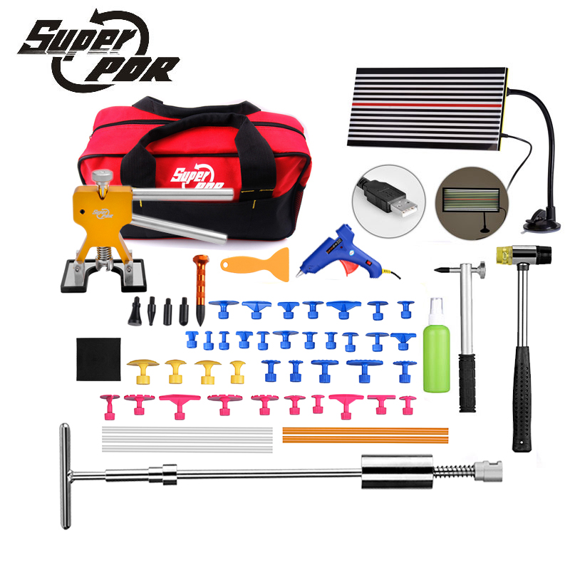Super PDR Tools Shop - Brand New Car Dent Repair Tool Set Paintless Dent Removal Tools Kit for Sale Y-039-1(China (Mainland))