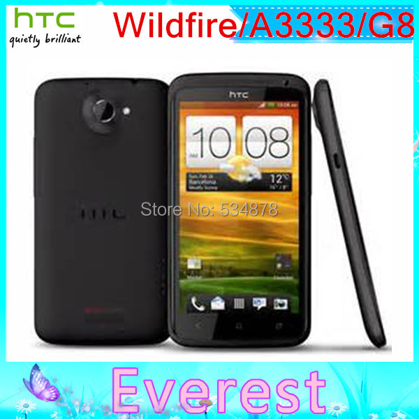 G8 HTC Wildfire Google G8 A3333 Original Cell phone Unlocked Cell Phone free shipping 10pcs(China (Mainland))