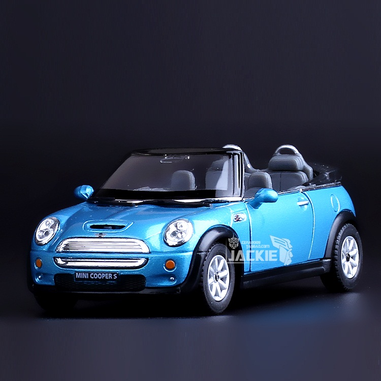 High Simulation Exquisite Diecasts&Toy Vehicles: Good Car Styling Convertible Mini Cooper S 1:28 Alloy Diecast Model Toy Car(China (Mainland))