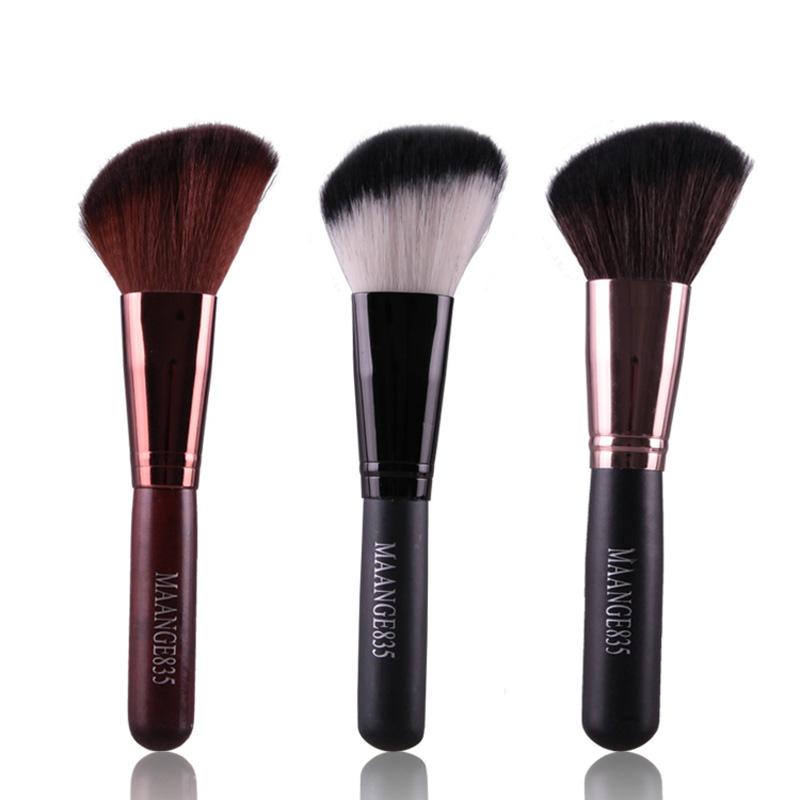 Mint Cosmetics Makeup Brushes Pro Flat Foundation Brush Powder Make Up Brush for Women Beauty May04#2(China (Mainland))