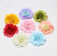 Buy Hot Sale Cloth Flower Hair Clip Hairpin Beach Flower Headwear DIY Headdress Hair Accessories Bridal Wedding Free for $1.05 in AliExpress store