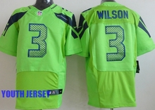 100% Stitiched,Seattle Seahawks,Russell Wilson,Marshawn Lynch,Tyler Lockett,Jermaine Kearse,FAN 12.for youth,kids(China (Mainland))