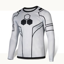 High quality 2016 miracle captain America spider-man such as x-men superhero jersey long sleeve T-shirt + free shipping