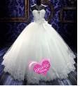Beaded High Neck Long Sleeves Wedding Dresses Muslim Wedding Dress Wedding Gowns Robe De Mariage Custom-made Vestido de noiva