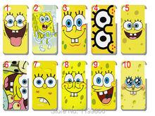 wholesale! new arrival Sponge Bob SquarePants case Silicon TPU soft back cover for iphone 5C 10PCS/lot free shipping