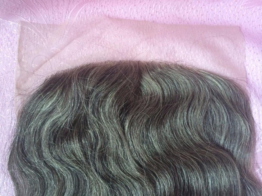 Здесь можно купить  FedEx Free shipping high quality body wave grey hair lace frontal closure on sale FedEx Free shipping high quality body wave grey hair lace frontal closure on sale Волосы и аксессуары