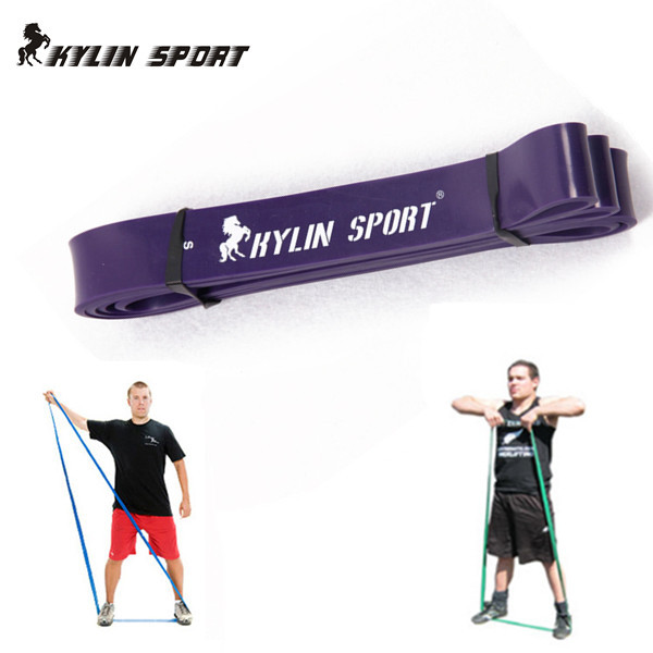 new fitness equipment crossfit loop pull up physic resistance bands gym training for wholesale and free shipping kylin sport(China (Mainland))