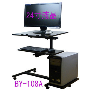 Free shipping Free shipping Ultralarge paragraph of laptop desk computer desk bed desk desktop table multifunctional mount(China (Mainland))