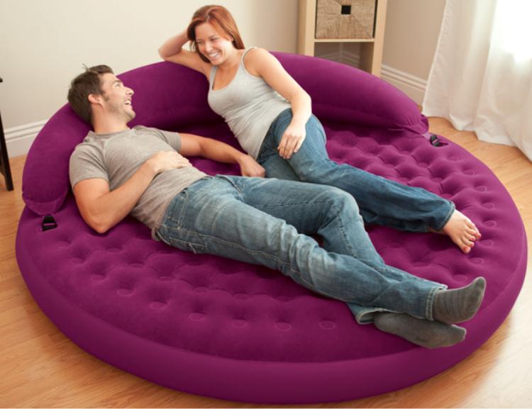Sports & Entertainment Intex bed sofa Camping Mat,size191*53CM(China (Mainland))