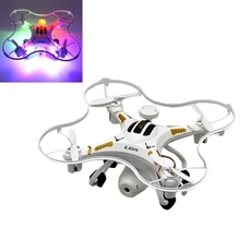 2015 New X106V 2.4G 6 Axis 4CH Mini RC Helicopter Quadcopter Drone with 5MP Camera, Support 360 Degree Rotation and 1080P Video