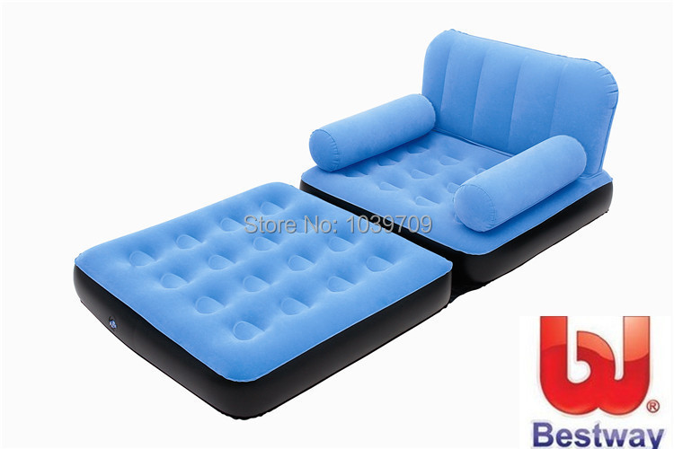 Bestway sofa set living room furniture 67277 five in one for Sofa bed 5 in 1 murah