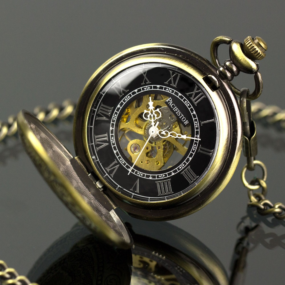 infantry mens pocket watches new arrival numerals