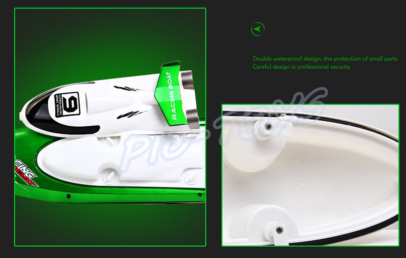 New Summer Gift 4 ᗑ CH CH 2.4G RC Big Boat Racing ヾ(^ ^)ノ ...