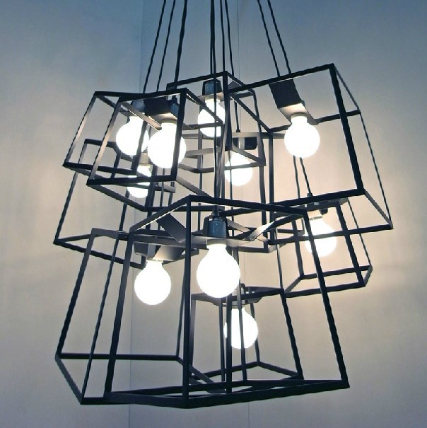 Nordic-Vintage-Bird-Cage-Pendant-Lamp-American-Country-Hanglamp ...