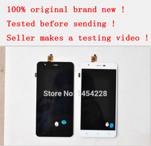BINYEAE Black / White 100% original 1920x1080 FHD Touch Panel Digitizer+LCD display screen for Jiayu S3 Cell phone Free shipping(China (Mainland))