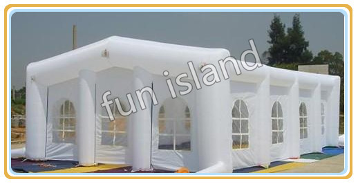 inflatable party event tent, inflatable tents for wedding, waterproof canopy tent, inflatable tent for advertising(China (Mainland))