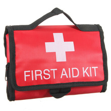 18 Kinds Of Outdoor Survival First Aid Kit Medical Bag Rescuing Equipment(China (Mainland))