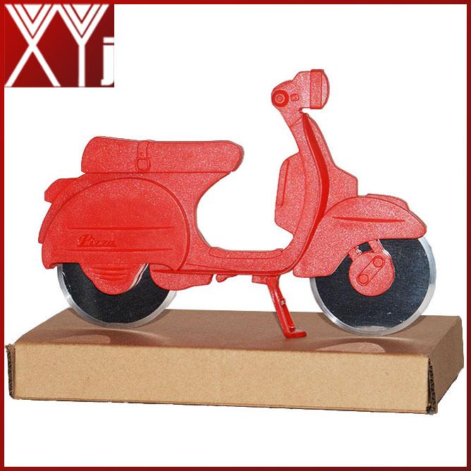 Rode Keuken Accessoires : Motorcycle Pizza Cutter