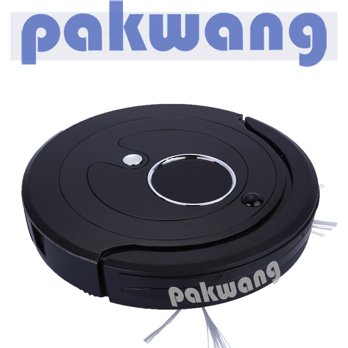 Robot Washing Vacuum Cleaner With Two Side Brush+ Wet&Dry Mop+UV light+Self Recharge,wet and dry vacuum cleaner(China (Mainland))