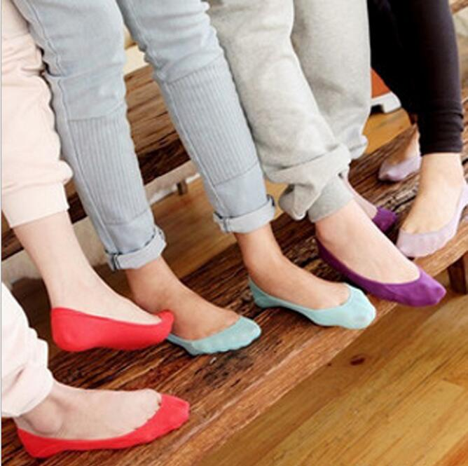 2015 korean style candy colored cotton female boat women ankle socks invisible women summer slipper low cut socks free shippingОдежда и ак�е��уары<br><br><br>Aliexpress