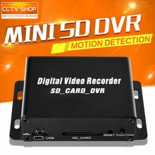 2016 1CH Mini DVR CCTV Security Camera Audio/Video SD Card Recorder Motion Detection D1 640*480 - CCTVSHOP store