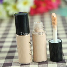 Free Shipping Hide Blemish Silky Liquid Cream Concealer Lip Dark Eye Circle Cover Concealer Stick Long